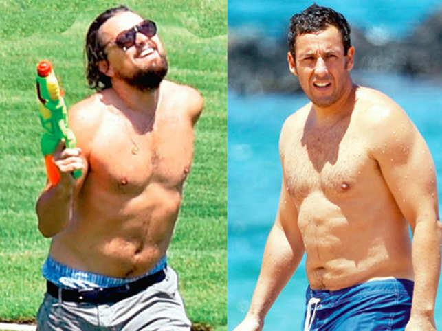 Dad Bod on Twitter: Celebrity dad bods of the day